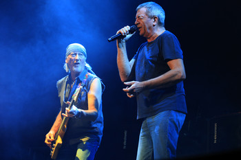 Deep Purple – Heineken Music Hall (Amsterdam) 04-12-2012 - Rockportaal