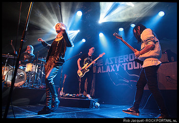 The Asteroids Galaxy Tour – Melkweg (Amsterdam) 07/11/2014 - Rockportaal
